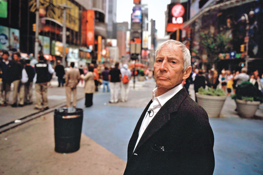 The Jinx, available now through Sky On Demand