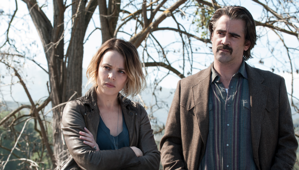end of True Detective