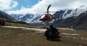 Terror on Everest: Surviving the Nepal Earthquake