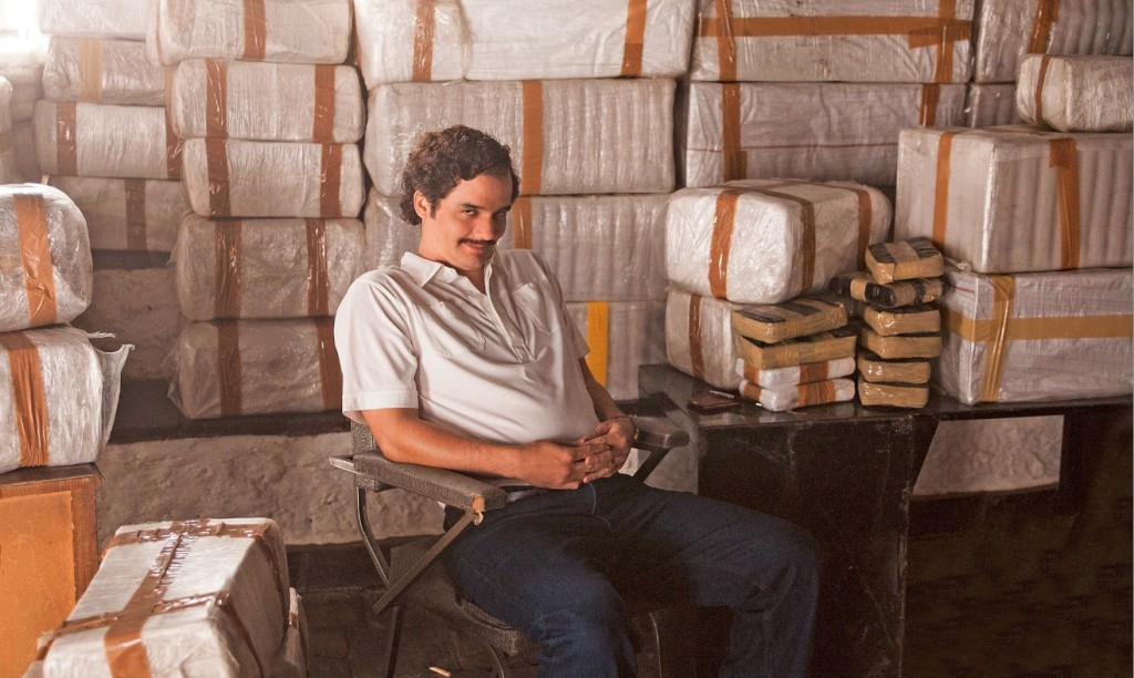 Narcos - one of 2015's upcoming UK tv shows