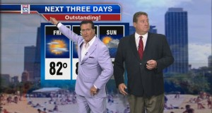 Bruce Campbell weather