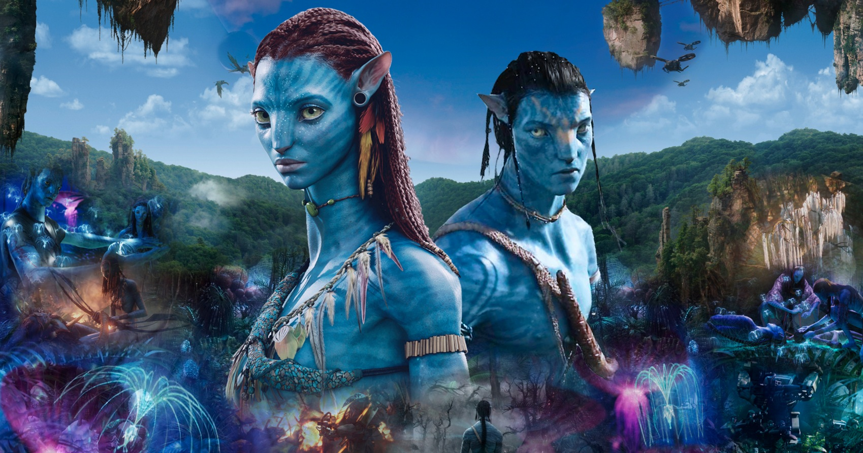 James Cameron Avatar 2 Movie Release Date Announced - All India ...