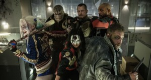 cast talk Suicide Squad