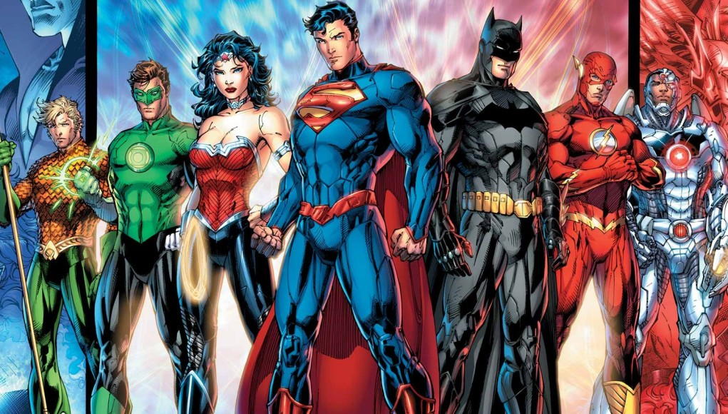 Justice League movie news