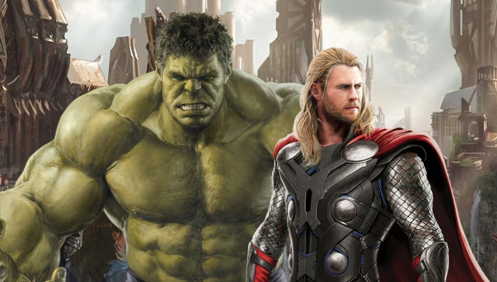 Mark Ruffalo talks Thor: Ragnarok