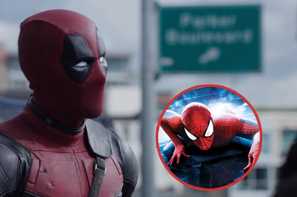 these two spider man references in deadpool are wonderfully subtle