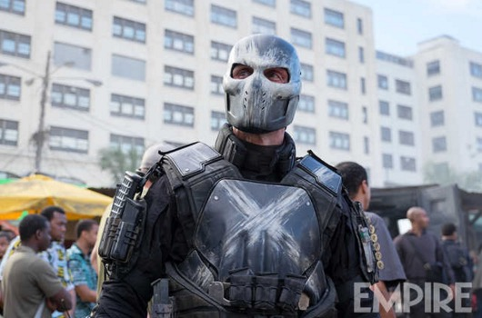 Crossbones, Captain America Civil War