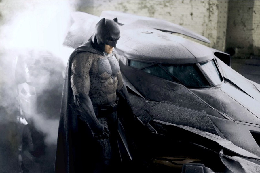 Ben Affleck stars as Batman in Batman v Superman: Dawn of Justice