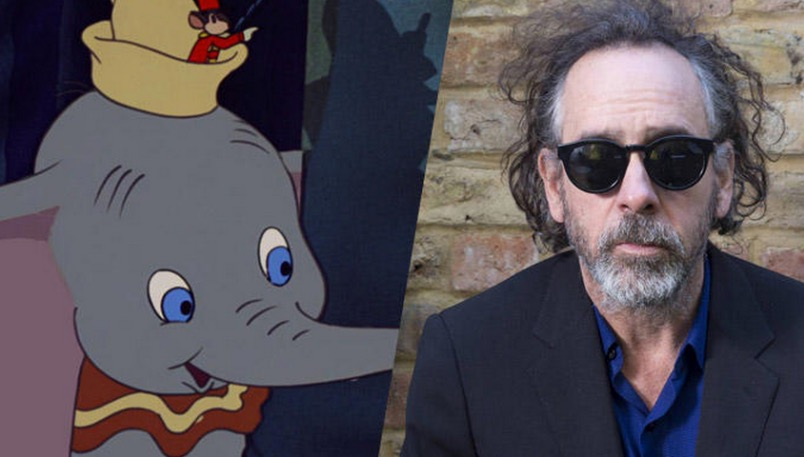 Tim Burton Dumbo