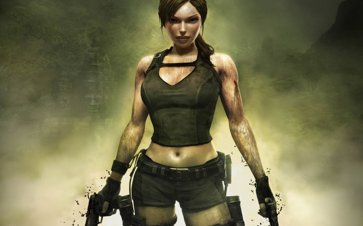 Tomb Raider Reboot Lara Croft Has Been Cast But It S Not Star