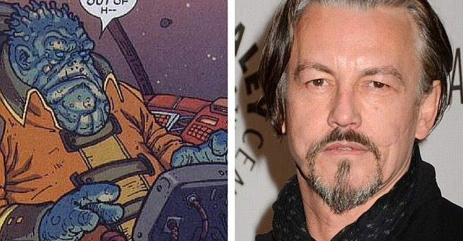 Tommy Flanagan Guardians Of The Galaxy