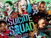 Suicide Squad posters